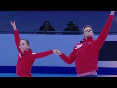 Российские фигуристы установили новый мировой рекорд на чемпионате Европы в Австрии.