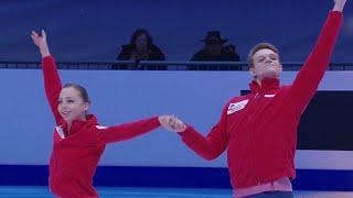 Российские фигуристы установили новый мировой рекорд на чемпионате Европы в Австрии