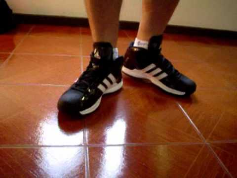 fbb5d92006a adidas pro model fusion - YouTube