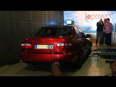 "Honda Civic ESI EH9 ""DV"" @ Dyno Day Japsquad xD"