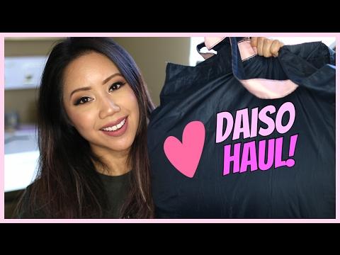Daiso Haul 2017! | Twilightchic143