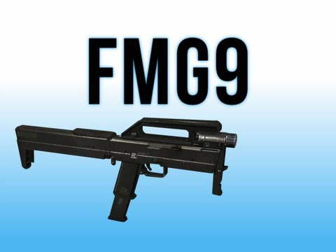 MW3 In Depth - FMG9 Machine Pistol