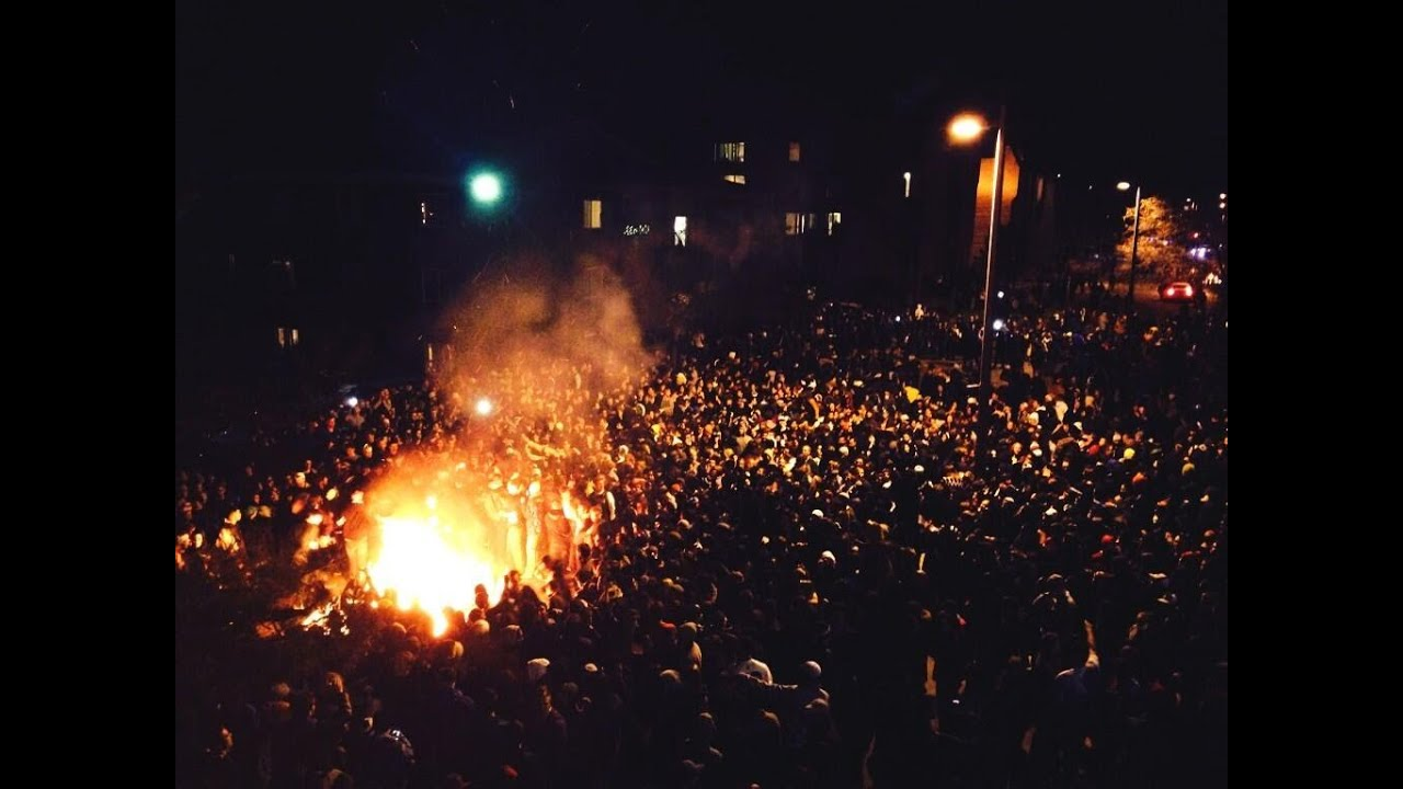 Image result for michigan state football riot