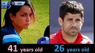Jogadores do Chelsea que tiveram um caso com EVA CARNEIRO