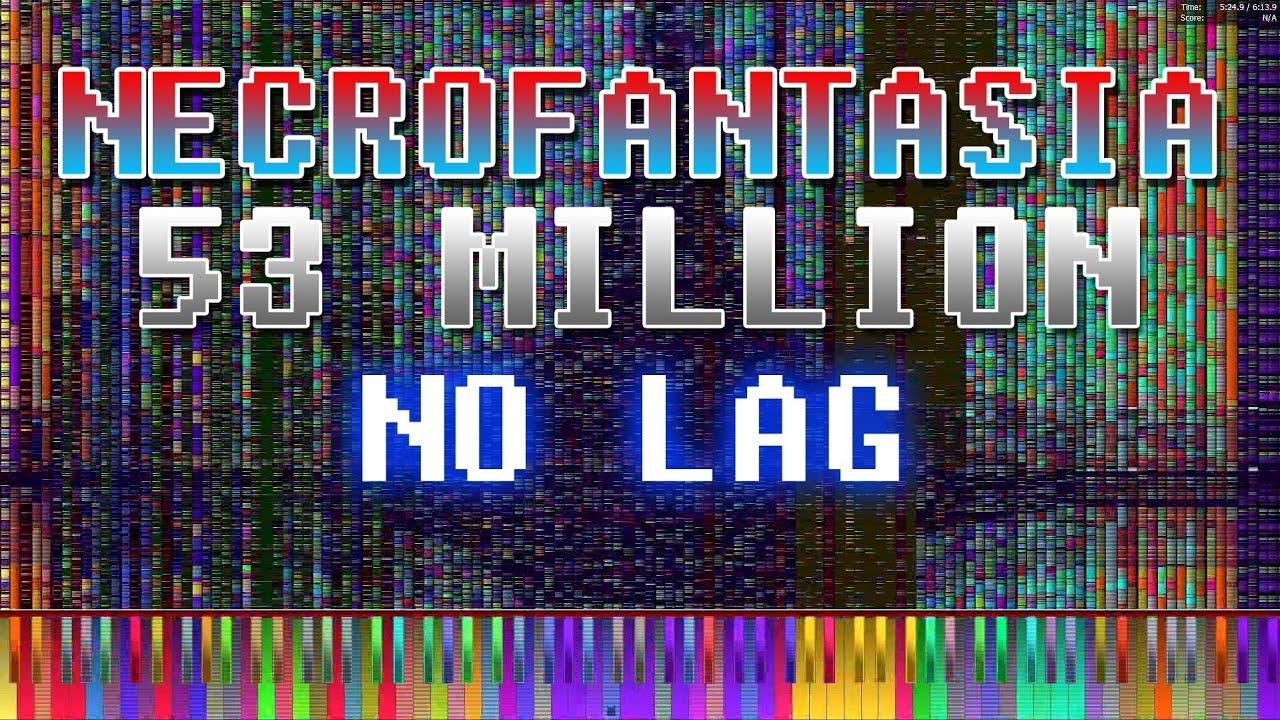 Black MIDI] Necrofantasia 53 M...