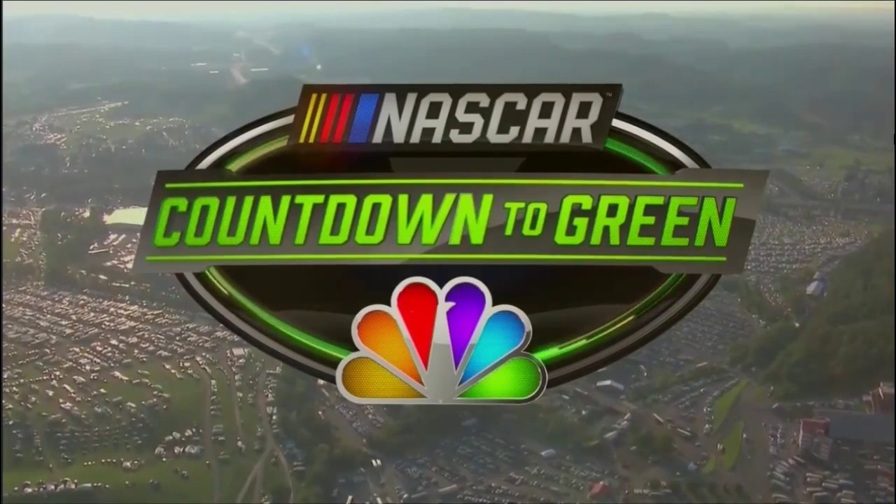 Nascar On Nbc Countdown To Green Served By Sonic 2017 Bass Pro Shop