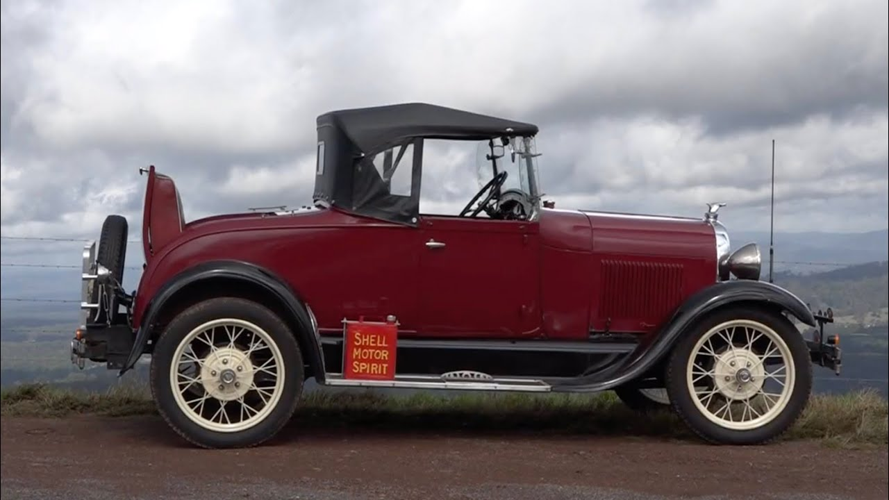 Muscle on the Mountain at Maleny: Classic Restos - Series 41