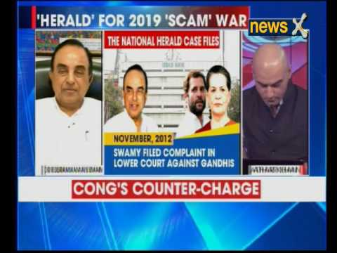 Nation at 9: 'Herald Headache' intensifies for Gandhis, Tax probe cleared by HC