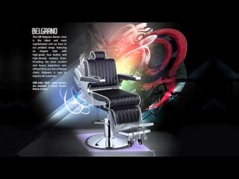 DIR - Salon Furniture Beauty Equipment - Barber Chairs
