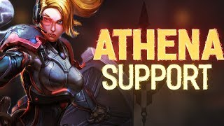 The BEST Athena In The WORLD Is Here! Video