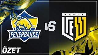 1907 Fenerbahçe Espor ( FB ) vs BeykentUni YouthCREW ( YC ) Maç Özeti | 2018 Yaz Mevsimi 9. Hafta