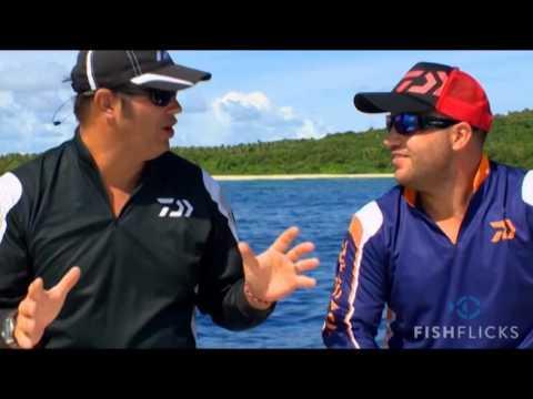 Vanuatu Fishing W/ MARK BERG | Ocean Blue Fishing