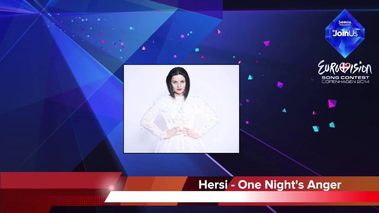 Albania - One Night's Anger - Hersi Matmuja -