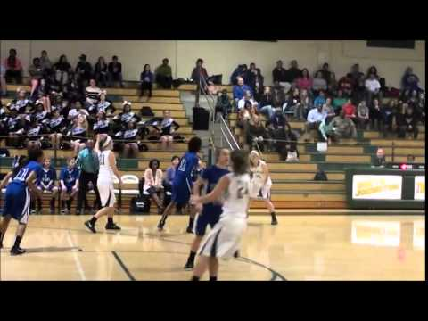 Anna Webster High School Basketball Highlights