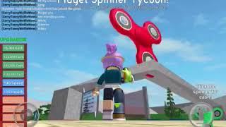 Roblox fidget Spinner Tycoon-3 FIDGET SPINNERS-EP 20