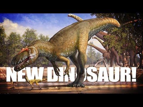 The BIGGEST BADDEST Dinosaur in Europe!