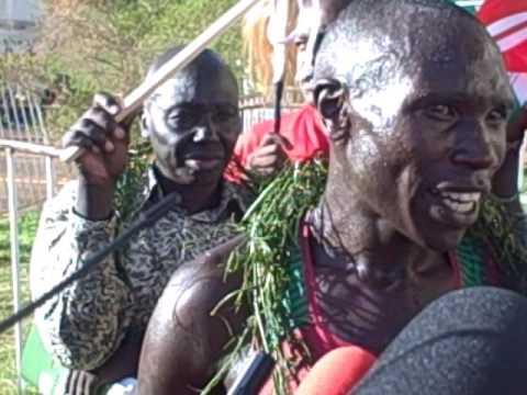 Geoffrey Kamworor Likes LetsRun.com Training Advice, Admits to Trolling Mo Farah
