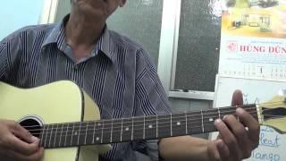 khuc hat cha yeu -guitar 2016