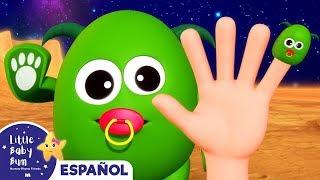 Download Familia Dedo | 4 | +Más Canciones Infantiles | Dibujos Animados | Little Baby Bum Latino Mp3 and Videos