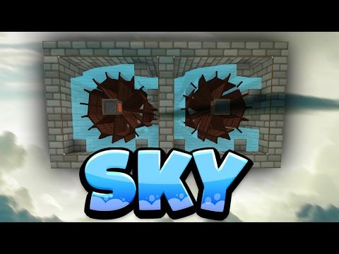 355 RF/T - WASSERANLAGE - SKY - 9 - Minecraft SkyBlock