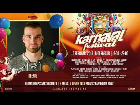 Hardstyle Carnaval 2018 - Karnaval Festival Mixtape
