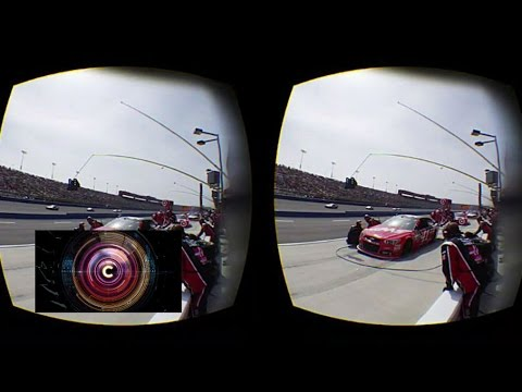 Live sports on VR? BBC Click