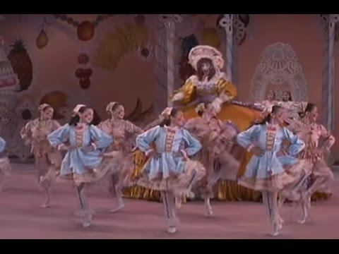 New York City Ballet Nutcracker Mother Ginger