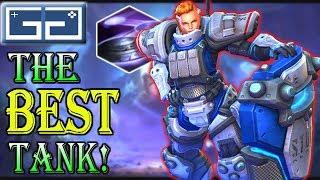 Is Johanna HOTS Best Tank?! Heroes of the Storm Johanna *MVP* Gameplay!