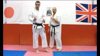 HEIAN YONDAN Bunkai Strategies 2012 wk 4 Pinan Karate Kata Bunkai application koryu oyo jutsu