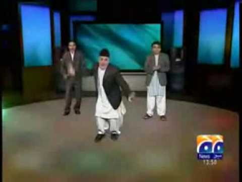 Hamid karzai, Obama and musharf dance to pashto song just for fun ;D