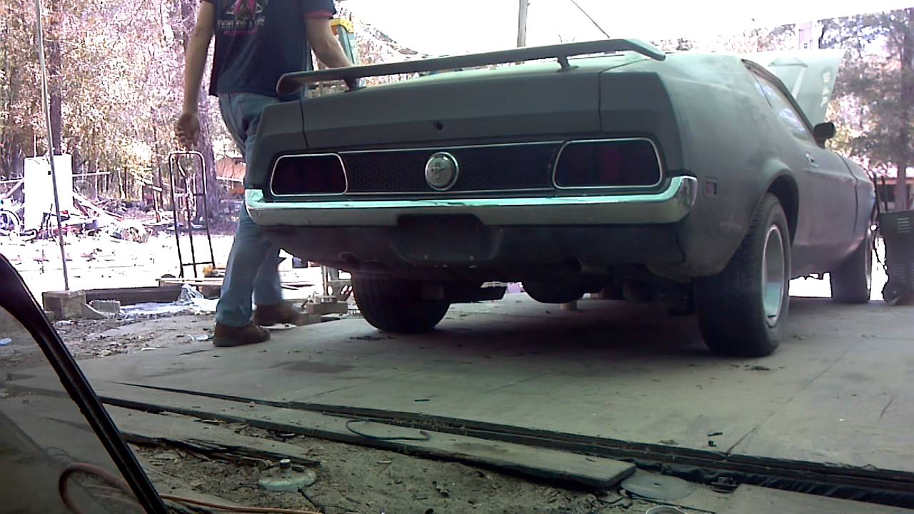 71 73 Mustang Led Tail Lights Part 2 Youtube