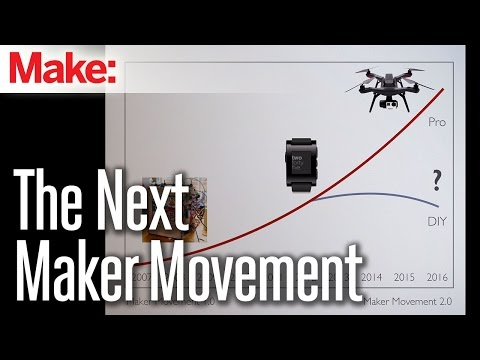 The Next Maker Movement