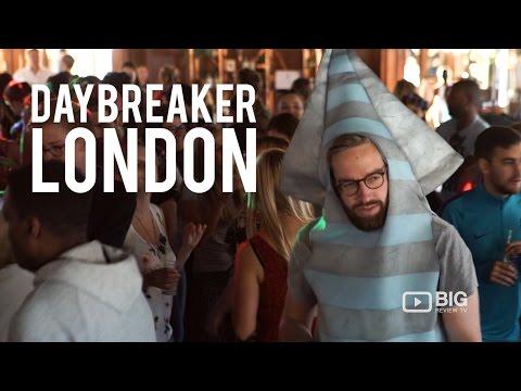 Morning Rave   Daybreaker   Party   London