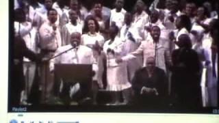 Walter Hawkins Funeral Praise & Worship.wmv
