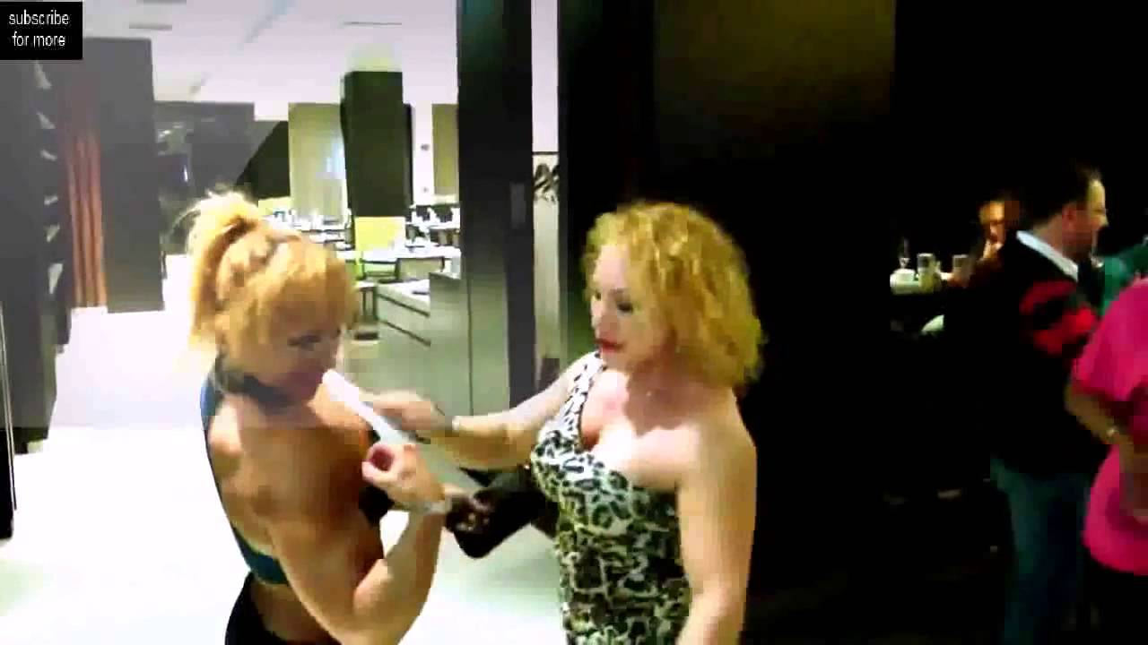 best workout Muscle Building FBB Rita Sargo and Anna M