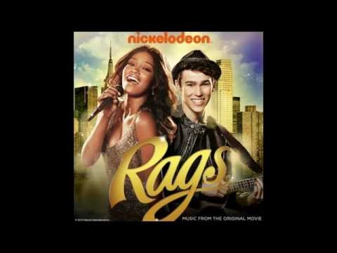 Rags the soundtrack poster