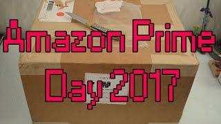 Что я купил на распродаже Amazon Prime Day 2017 ? - Распаковка посылки из США!