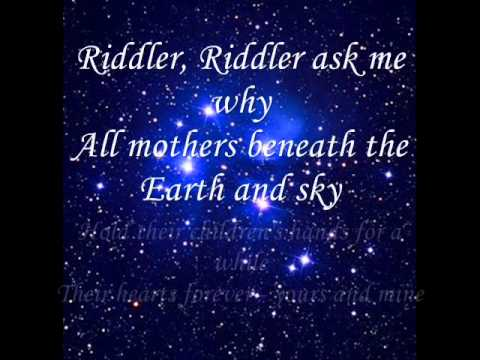 Nightwish - The Riddler (+ lyrics)