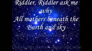 Nightwish - The Riddler (+ lyrics)