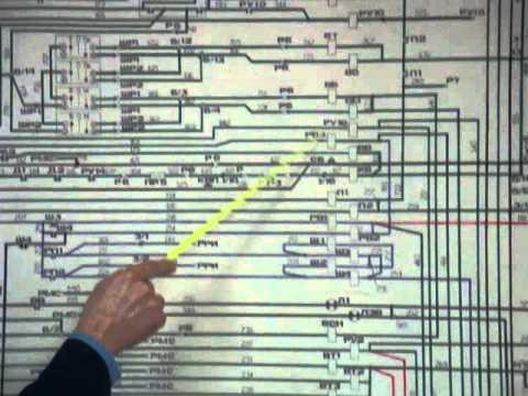 ТЭМ2 электр.схема 1.5 I