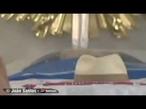 Muerto levanta la cabeza en pleno velorio en brasil