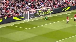 Sebastian Larsson Goal vs Manchester United