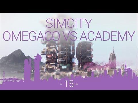 SimCity - OmegaCo vs Academy - EP15 - capitol city