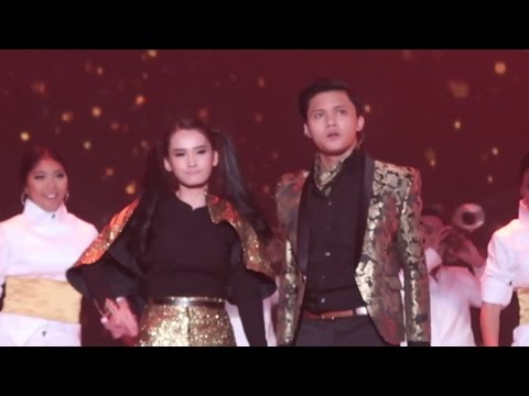 Rizky Febian X Adila Fitri [ Queen ILA ] - Penantian Berharga [ RAP PART ] L-MEN Award 2017