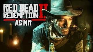 Chat With John Marston: A Red Dead Redemption II Roleplay [ASMR]