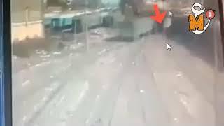 شاهد السبب فى حادث محطة مصر الحقيقي 2019 ???? ????