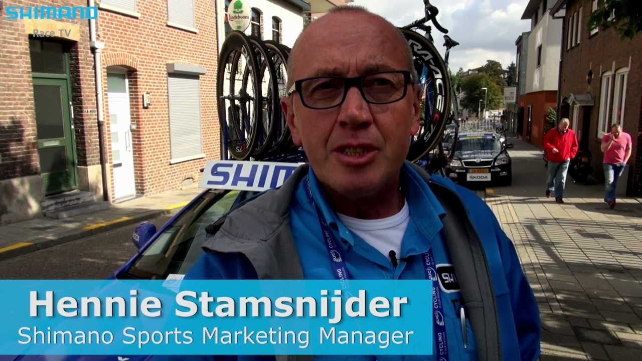 Hennie Stamsnijder Shimano neutral support at the World Championships YouTube