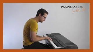 Beautiful Piano Music Medley: 40 Pop / Rock Piano Pieces in 1 Take (Part 2)