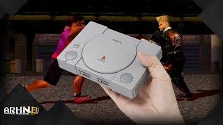 PlayStation Classic - zrobieni na szaro