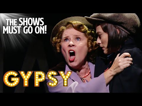 'Everything's Coming up Roses' Imelda Staunton | GYPSY The Musical